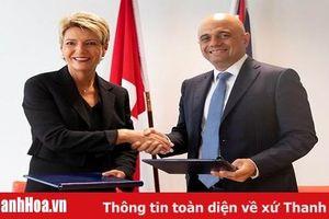 Thụy Sĩ và Anh nhất trí duy trì hợp tác an ninh sau Brexit