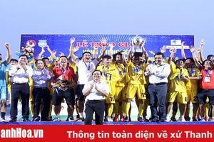 U17 Thanh Hóa vô địch giải U17 quốc gia 2019: Những hình ảnh ấn tượng