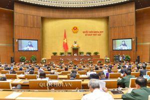Kết quả kỳ họp thứ 7, Quốc hội khóa XIV