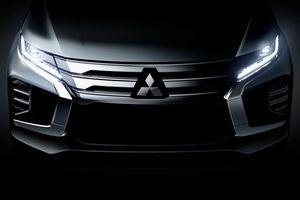 Mitsubishi Pajero Sport phiên bản nâng cấp ra mắt Đông Nam Á bất ngờ lộ diện