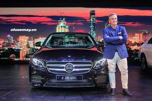 Mercedes-Benz E 350 AMG – phiên bản mạnh nhất dòng E-Class có giá 2,89 tỷ đồng