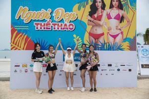 Tìm ra top 3 người đẹp thể thao tại Miss World Việt Nam
