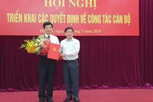 Cựu Phó Chủ tịch Thanh Hóa Lê Anh Tuấn trở thành Thứ trưởng thứ 5 của Bộ Giao thông - Vận tải