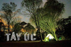 Đi nhờ xe và 'couchsurfing' ở Tây Úc