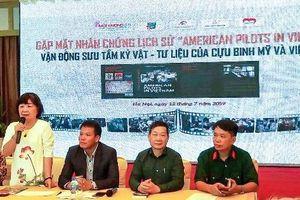 Ra mắt cuốn sách 'Phi công Mỹ ở Việt Nam' phiên bản tiếng Anh
