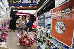Nhật - Hàn tiến gần 'miệng hố' chiến tranh thương mại