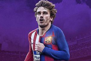 Griezmann sang Barca, Coutinho mất luôn số áo đẹp
