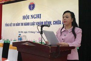 Chứng chỉ hành nghề của bác sĩ Việt Nam là 'độc nhất vô nhị' trên thế giới