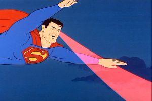 Sẽ ra sao nếu mắt bạn chứa tia X, nhìn xuyên mọi vật như Superman?