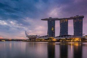 Kinh tế Singapore khủng hoảng, GDP sụt giảm 3,4% so với quý trước