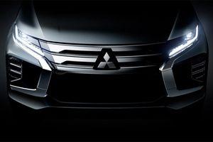 Mitsubishi Pajero Sport 2020 lộ diện trước ngày chính thức ra mắt