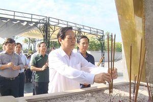 Sẽ xây dựng hoàn chỉnh Trung tâm Điều dưỡng Người có công ở thị trấn Cửa Việt
