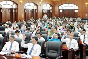 Bế mạc kỳ họp thứ 11 HĐND TP Đà Nẵng: Thành phố kiên trì chủ trương phát triển bền vững, thông minh, hài hòa