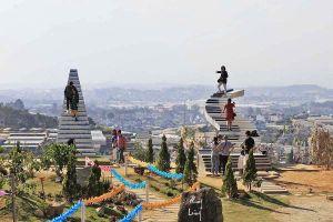 Buộc tháo dỡ 3 'đường lên thiên đường' ở Đà Lạt