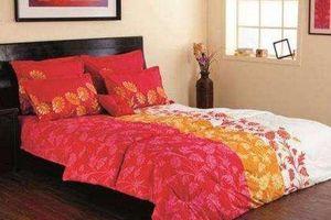 Mẹo chọn màu ga giường hợp phong thủy giúp hút tài lộc