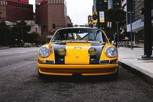 'Hàng hiếm' Porsche 911 1967 rao bán chỉ hơn 1 tỷ đồng