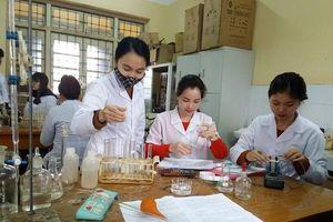 Sinh viên khoa Hóa dược Trường ĐH Khoa học Thái Nguyên đều có việc làm đúng ngành đào tạo