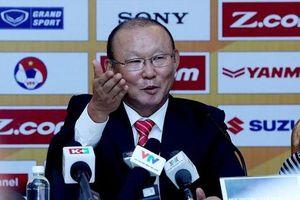 Đại diện HLV Park Hang Seo chính thức thông báo về việc gia hạn hợp đồng