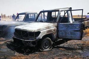 Đánh bom xe gây nhiều thương vong tại 'pháo đài' của quân đội miền Đông Lybia