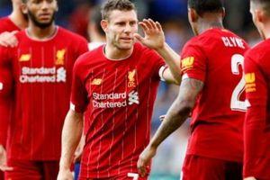 Liverpool khởi động cho mùa giải mới