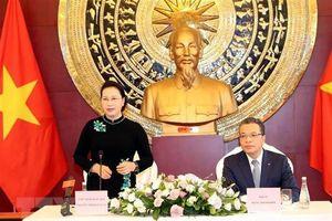 Các doanh nghiệp Trung Quốc muốn đầu tư lâu dài vào Việt Nam
