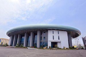 Khai mạc Giải bóng rổ Thanh Hà lần 1 tại Khu liên hợp thể thao Thanh Hà
