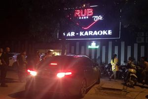 40 dân chơi dương tính với ma túy trong quán karaoke sang chảnh bậc nhất Hải Dương