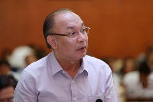 Trung tướng Lê Đông Phong: Trẻ em bị xâm hại gây ra nhiều bức xúc
