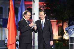 Quan hệ Việt - Pháp đang ở một tầm cao mới
