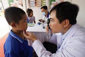 Hà Nội: Phấn đấu đến năm 2020, 80% trẻ em đến 8 tuổi được tiếp cận các dịch vụ hỗ trợ chăm sóc phát triển toàn diện