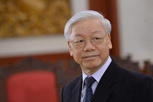 Tổng Bí thư, Chủ tịch nước với 'Quyết tâm ngăn chặn và đẩy lùi tham nhũng'
