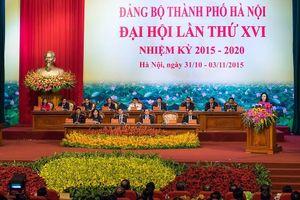 Hà Nội: Chuẩn bị nhân sự đại hội phải cảnh giác thông tin bịa đặt, xuyên tạc