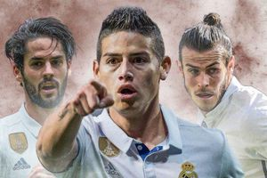 Real Madrid đuổi 6 'ông kễnh' thu về 200 triệu euro