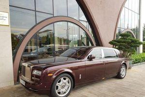 Đại gia 'điếu cày' Lê Thanh Thản sở hữu bao nhiêu xe Rolls-Royce?