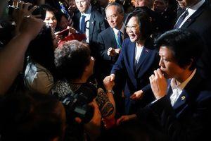 Lãnh đạo Đài Loan đến Mỹ, kêu gọi giúp đỡ chống lại 'thế lực thù địch bên ngoài'