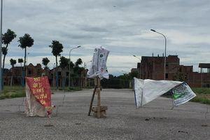 Nghệ An: Có tình trạng DN chỉ xây vài hạng mục chiếu lệ để găm giữ đất