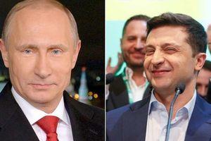 Ông Putin và Zelensky bất ngờ thảo luận giải pháp 'tháo ngòi' xung đột tại miền Đông