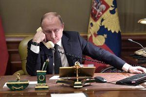 Điện Kremlin tiết lộ 'chi tiết' về cuộc điện đàm giữa Tổng thống Putin và Zelensky
