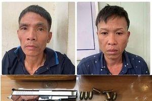 Trùm ma túy 'ôm' gần 20kg ma túy rút súng chống trả khi bị công an vây bắt