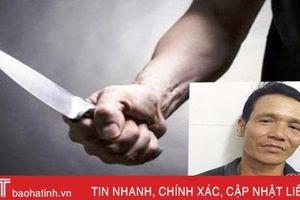 Khởi tố, tạm giam kẻ máu lạnh giết người tại Hà Tĩnh