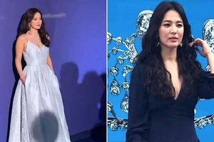 Song Hye Kyo gây ngạc nhiên vì quá gợi cảm hậu ly dị