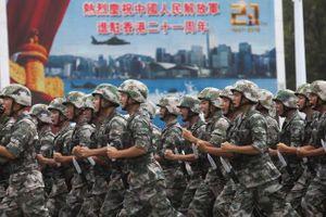 Sau đợt biểu tình, quân đội Trung Quốc hoãn kế hoạch tuyển lính người Hồng Kông