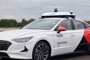 Hyundai, Yandex chuẩn bị thử nghiệm xe taxi tự lái tại Nga