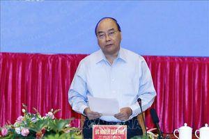 Thủ tướng: Cần nêu rõ những vấn đề đang cản trở phát triển ở địa phương