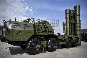 Nga bắt đầu chuyển giao tên lửa S-400 cho Thổ Nhĩ Kỳ