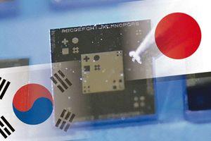 Nhật Bản kiên quyết hạn chế xuất khẩu nguyên liệu công nghệ cao sang Hàn Quốc