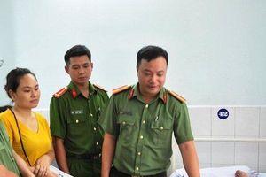 Tuần tra ban đêm, 1 chiến sĩ Cảnh sát Cơ động ở Hải Phòng bị tấn công trọng thương