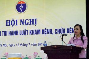 Bộ Y tế: Tổng kết 09 năm thi hành Luật Khám bệnh, chữa bệnh
