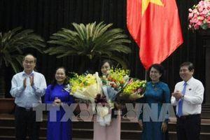 TP.HCM có tân Phó Chủ tịch HĐND thành phố