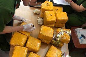 Triệt phá đường dây buôn bán ma túy liên tỉnh 'khủng', thu 5 khẩu súng và 20kg ma túy đá